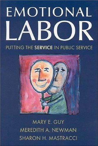 'Emotional Labor' 책 표지